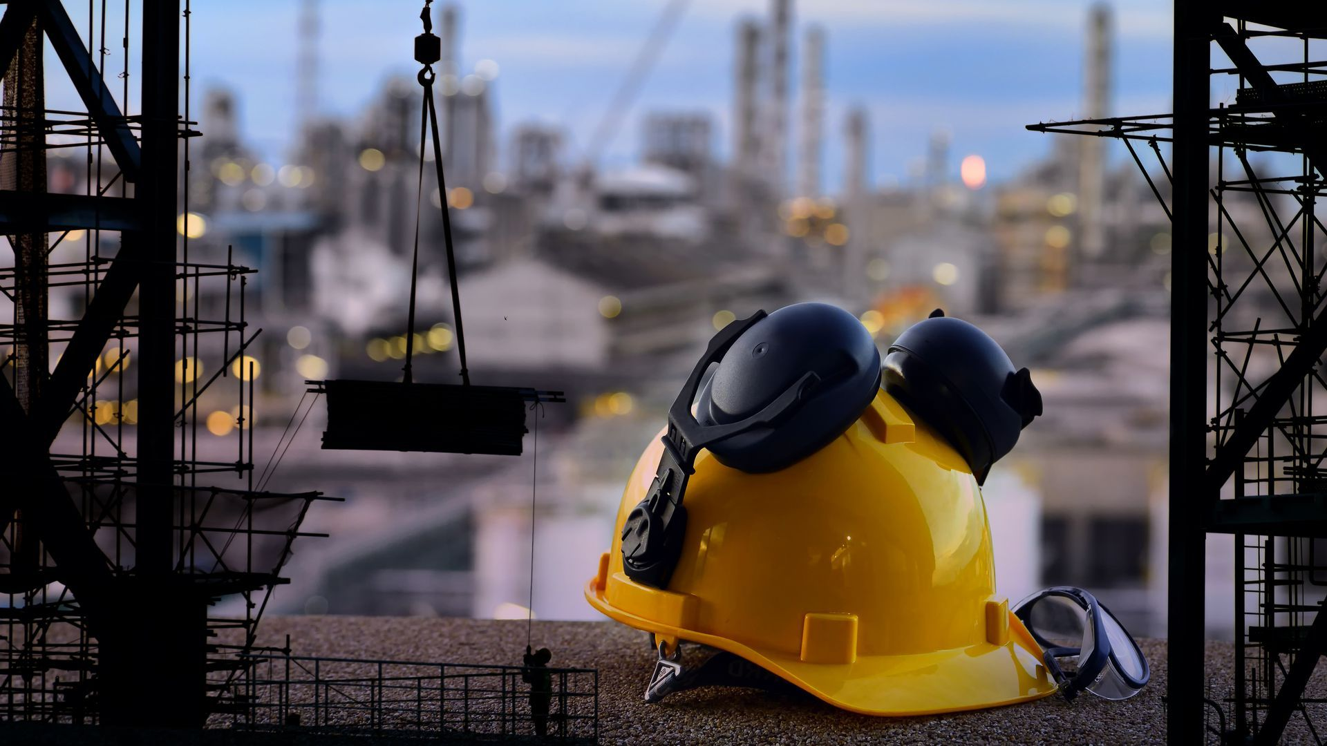 job safety in confined spaces