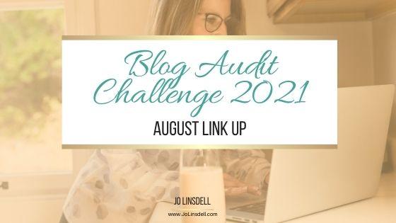 博客审计挑战2021:八月链接#博客审计挑战2021
