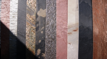 x stone france showroom schist ardoise et mika en feuille souple. Black Bedroom Furniture Sets. Home Design Ideas
