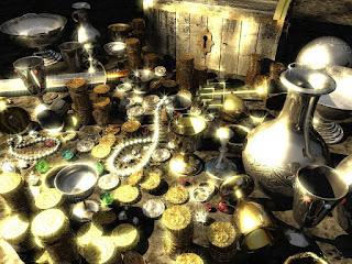 Esdras e os Presentes Para o Templo