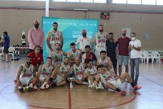 Un Jaén CB experimentado se proclama campeón de Copa Delegación FAB Jaén 2021