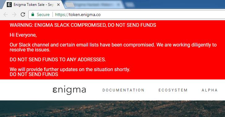 enigma-cryptocurrency-exchange