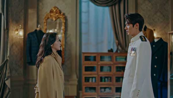 Tonton Aksi Kim Go Eun dan Lee Min Ho di Teaser Terbaru The King: Eternal Monarch