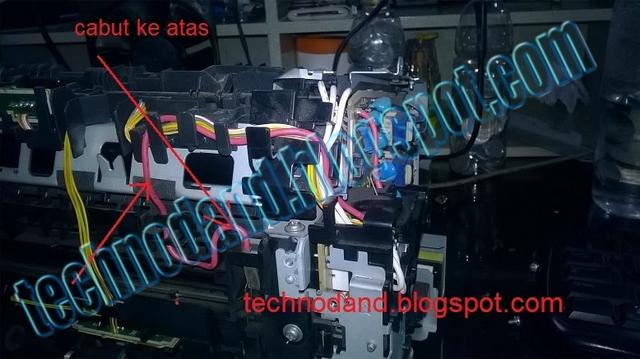 Cara Bongkar Printer Laser Jet Hp 1102