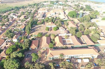 FALADEPAPAGAIO : Covid-19: Autoridades guineenses encerram clínica ...