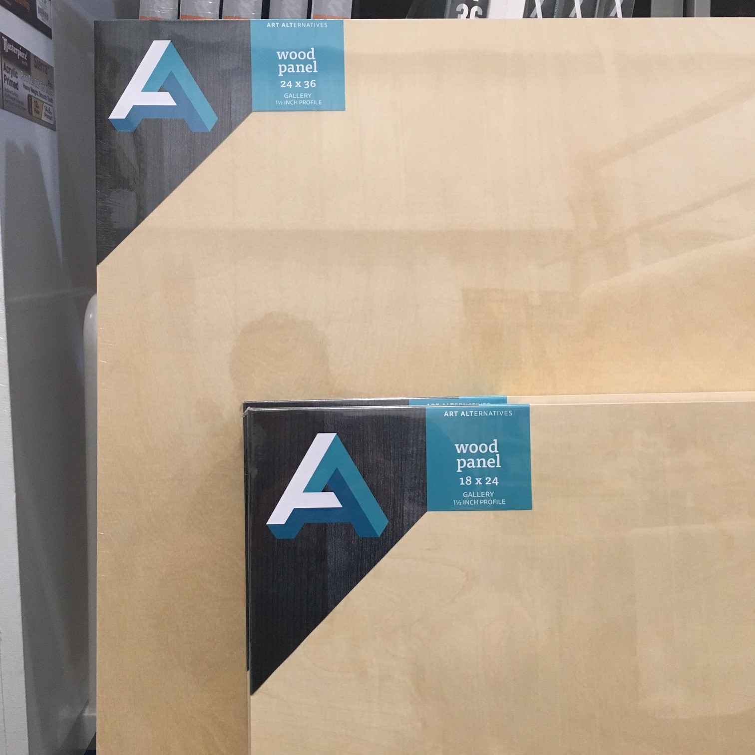 arch supplies new to stock art alternatives cradled wood panels