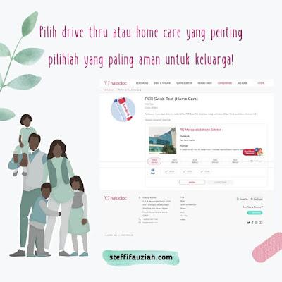 PCR Test Jakarta