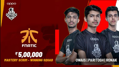 Fnatic wins pmas