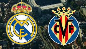 فياريال vs  ريال مدريد