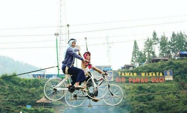 Sepeda Gantung