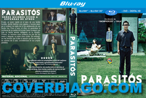 Gisaengchung - Parasite - Parásitos  BLURAY
