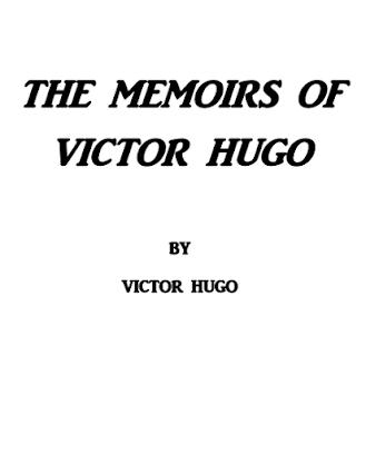 The Memoirs Of Victor Hugo In Pdf