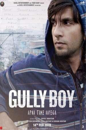 Download Gully Boy (2019) Hindi Movie 720p HDRip 1.1GB