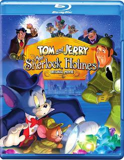 Tom y Jerry: Una Aventura con Sherlock Holmes [BD25] *Con Audio Latino