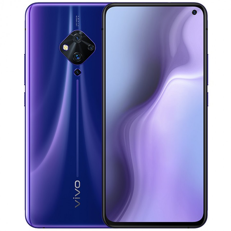 Vivo S5 with 20:9 punch-hole screen, SD712, 48MP quad-cam announced