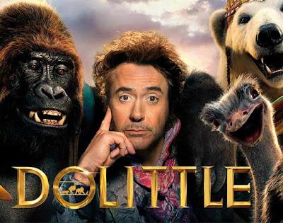 Dolittle (2020) [Hindi English] Full Movie Hindi Dubbed Dual Audio 480P & 720P Leaked on TamilRockers|Torrent