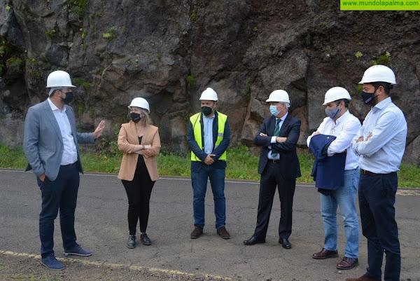 El Gobierno canario asumirá el coste de las obras de emergencia realizadas por el Cabildo en la carretera de Los Gallegos