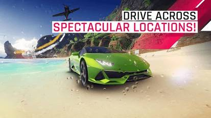 Asphalt 9 Legend Spectacular Locations