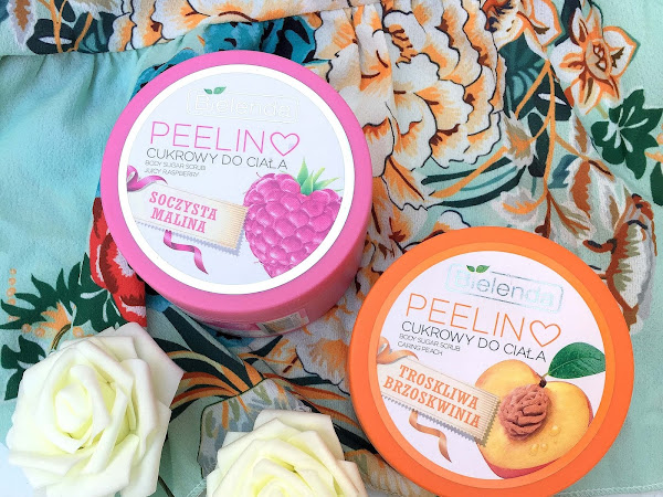 Bielenda body sugar scrub