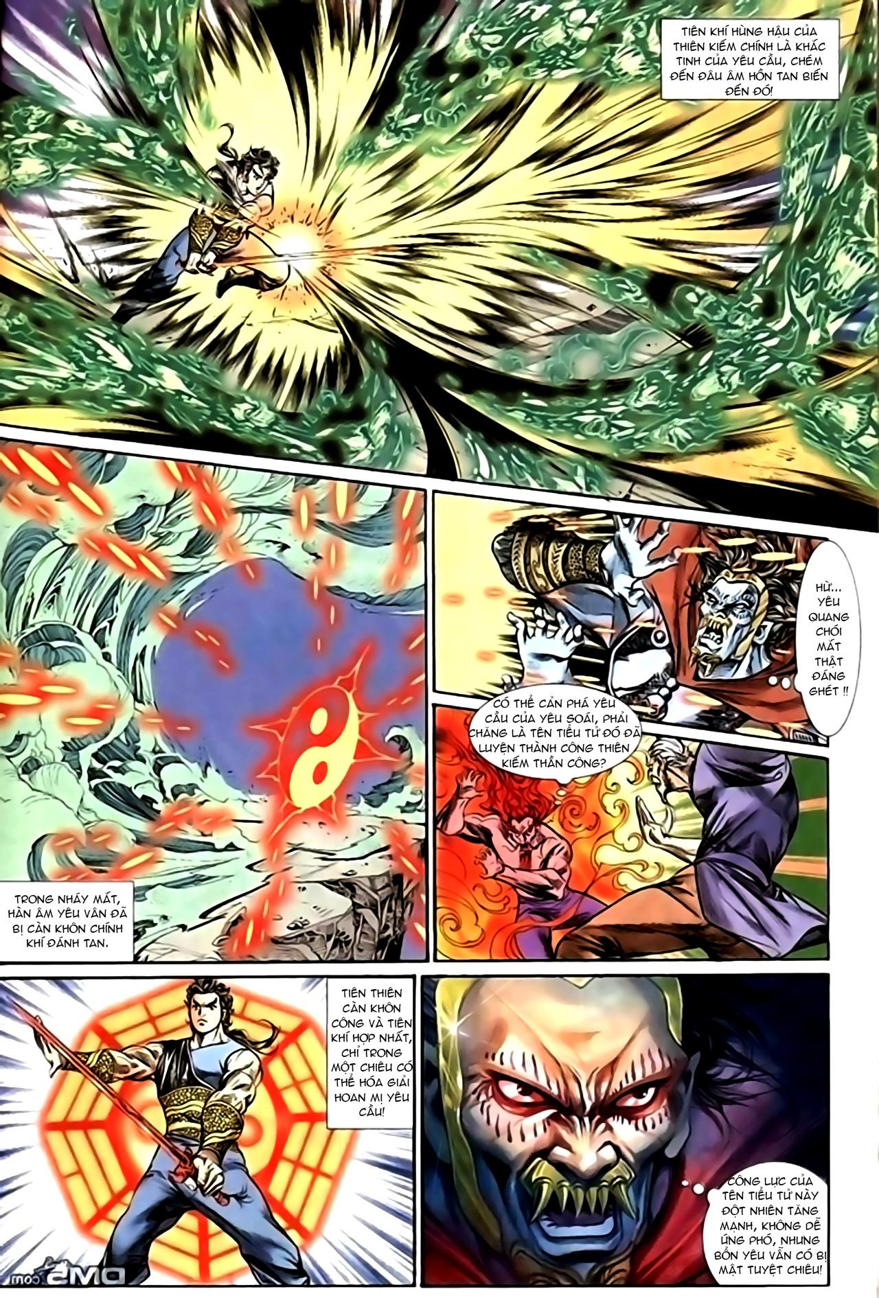 Cơ Phát Khai Chu Bản chapter 156 trang 4
