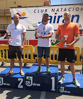 Natación Aranjuez Travesía Almería