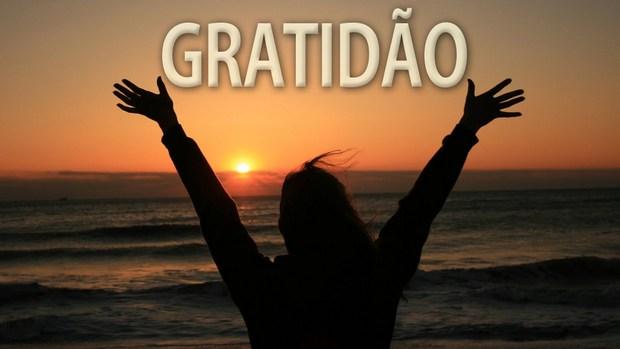 Resultado de imagem para Gratidão traz inúmeros benefícios quando inserida no cotidiano das pessoas