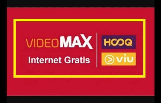 Registrasi Aplikasi HOOQ Untuk Menikmati Kuota Videomax