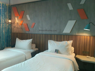 tempat tidur ibis styles medan pattimura