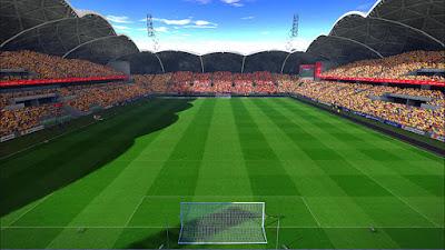 Melbourne Rectangular Stadium / AAMI Park Australia