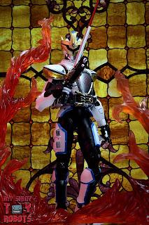 S.H. Figuarts Shinkocchou Seihou Kamen Rider Ixa 02