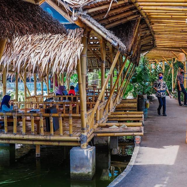 Alamat Saung Berkah Resto Cibingong