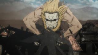 進撃の巨人『九つの巨人 顎の巨人』 | ポルコ・ガリアード | Attack on Titan Jaw Titan | Nine Titan | Hello Anime !
