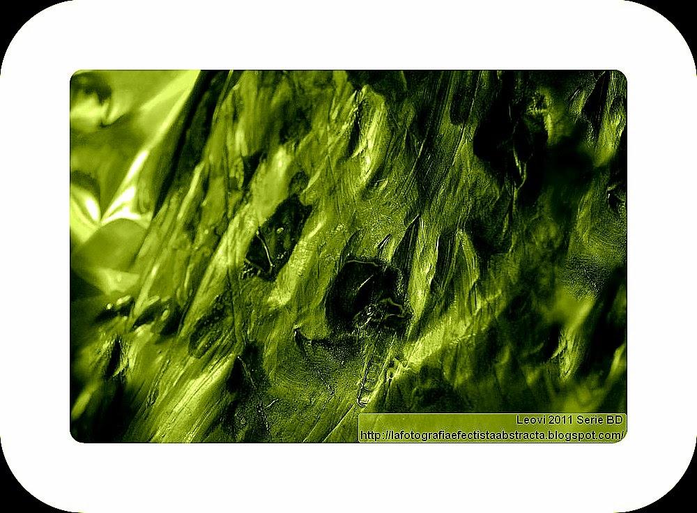 Foto Abstracta 3088  Pétalos de primavera corroída - Petals of corroded spring
