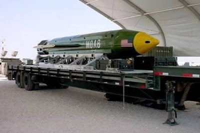 China Developed 'Mother of All Bombs'