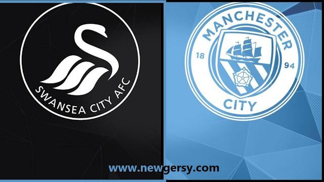 Swansea vs Manchester City: Premier League