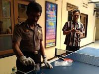 Hendak Konsumsi Sabu-Sabu, Pria Asl Kelurahan Kadipaten Dicokok Polisi