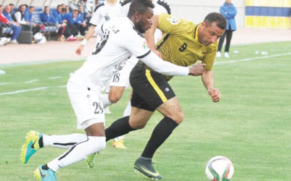 مشاهدة مباراة الحسين إربد والأهلي بث مباشر اليوم 15-08-2020 بالدوري الأردني