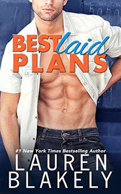 Best Laid Plans by Lauren Blakely cover