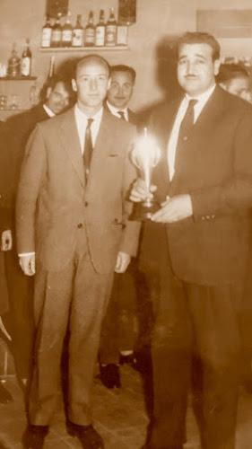 1962 - Carlos Afán de Ribera y Pablo Gordillo
