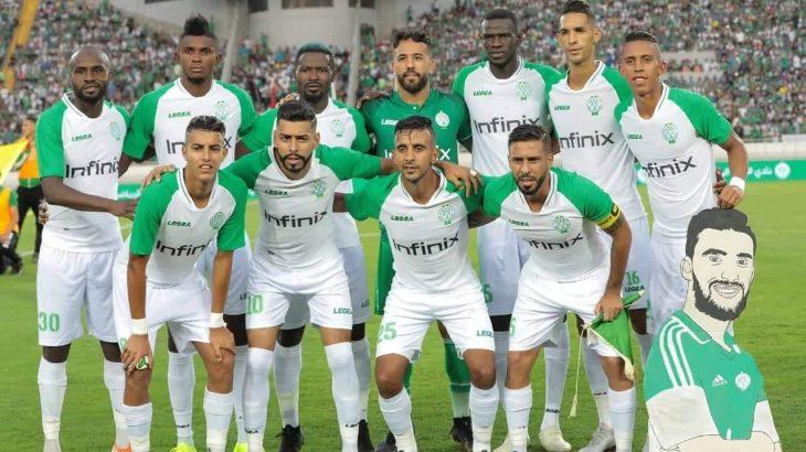 Le Raja en mode formalité face au Brikama United ce soir à Casablanca