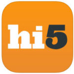 hi5 stranger chat app