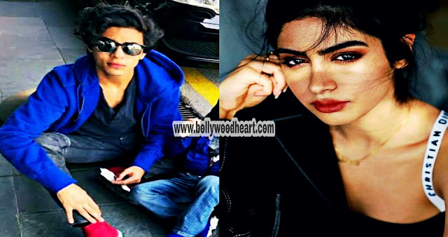 Latest bollywood news and gossip-Khushi Kapoor planning to make debut with Aryan Khan.