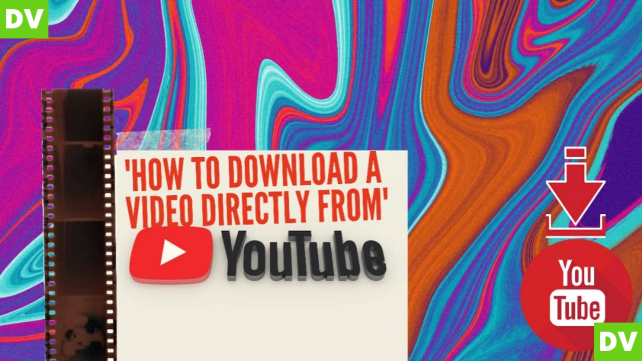 Download any YouTube videos
