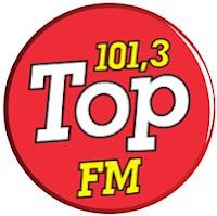 Rádio Top FM 101,3 de Bauru SP