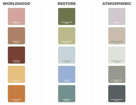 Pantone Color Update