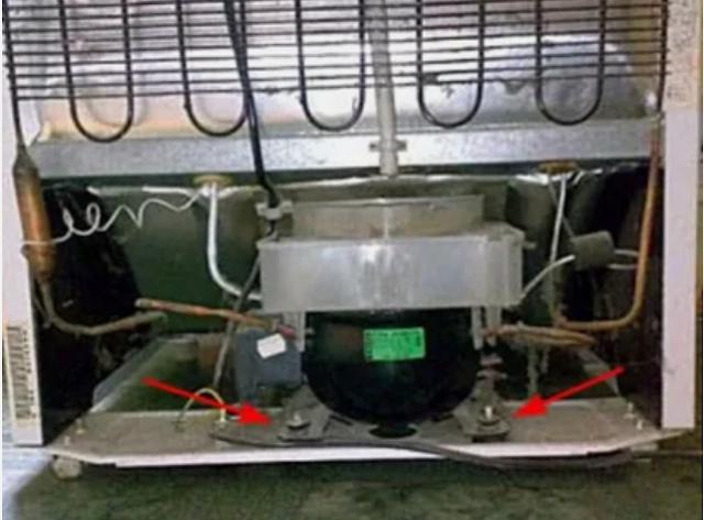 تصليح كومبريسور الثلاجة