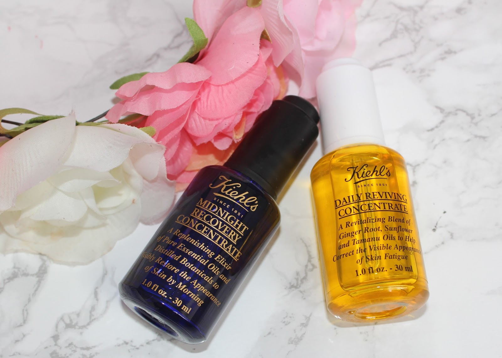 New from Kiehl's - Daily Reviving Concentrate review
