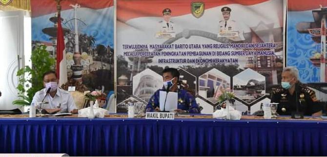 Bea Cukai Dorong Pengembangan Ekspor Di Barito Utara