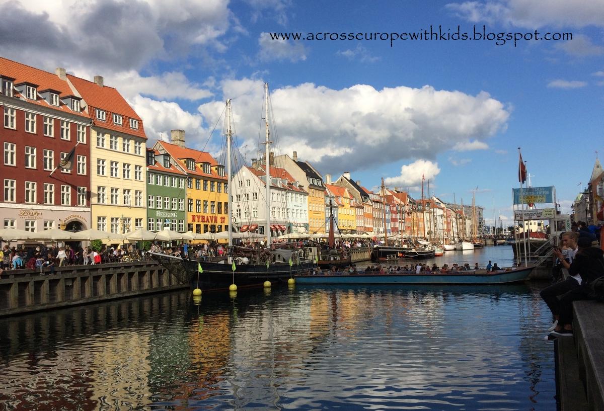 Kopenhaga z dziećmi - co zobaczyć, gdy nie pada