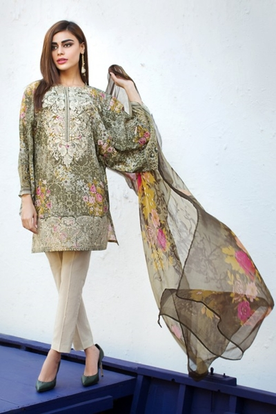 Khaadi Lawn Summer Collection 2017 Vol-2 Dresses